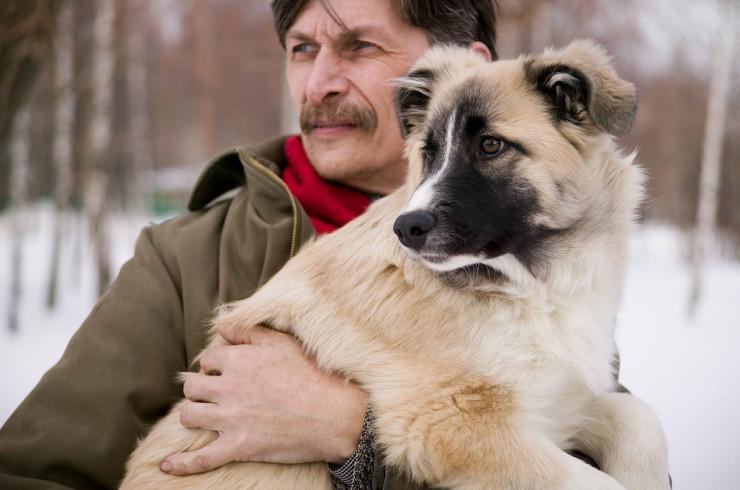 Собака символ верности