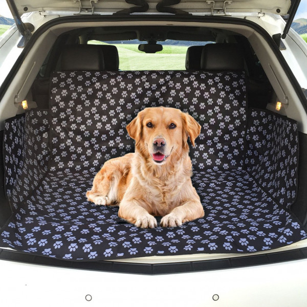 Подстилка для собаки в багажник
