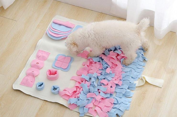 Игра для собак Нюхательный коврик